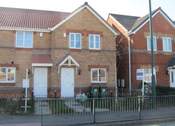 Thumbnail 3 bedroom semi-detached house for sale in St. Johns Row, Grangetown, Middlesbrough