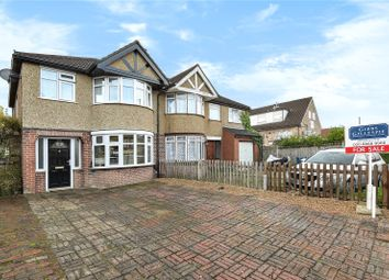 Thumbnail 3 bed semi-detached house for sale in Eastcote Lane, Harrow, Middlesex