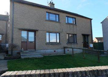 Thumbnail 2 bedroom semi-detached house for sale in Mayfield Road, Thurso