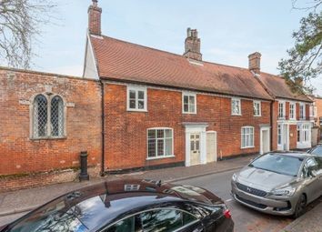 Thumbnail 4 bed end terrace house for sale in Church Street, Wymondham