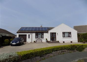 Thumbnail 3 bed bungalow for sale in Castle Close, Roch, Haverfordwest