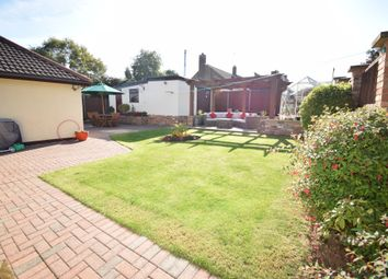 Thumbnail 3 bed detached bungalow for sale in Sedgebrrok Road, Evington, Leicester