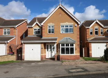 Thumbnail 4 bed detached house for sale in Egremont Rise, Maltby, Rotherham
