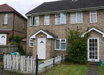 Thumbnail 3 bed terraced house to rent in Spring Road, Feltham