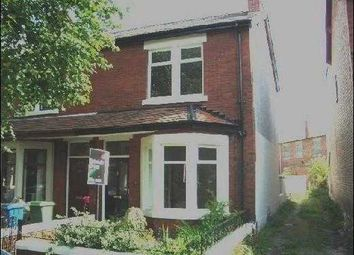 Thumbnail 2 bed property to rent in Park Road, Poulton-Le-Fylde