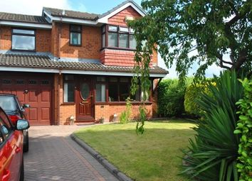 Thumbnail 4 bed property to rent in Boyden Close, Penkridge, Stafford