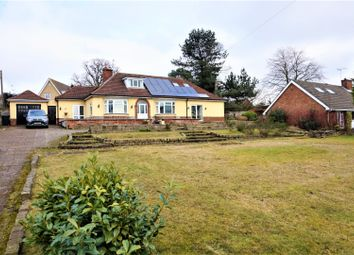 Thumbnail 5 bed detached bungalow for sale in Willingham Road, Gainsborough