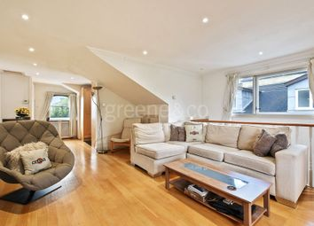 Thumbnail 3 bed flat for sale in Priory Terrace, South Hampstead, London
