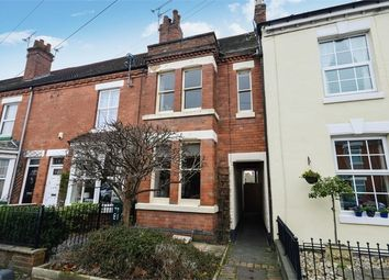 Thumbnail 4 bed terraced house for sale in Arden Street, Earlsdon, Coventry, West Midlands