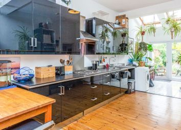 Thumbnail 2 bed flat for sale in Burghley Road, Hornsey