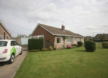 Thumbnail 1 bedroom semi-detached bungalow to rent in Beckwith Road, Harrogate