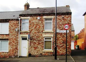 Thumbnail 3 bedroom end terrace house for sale in Orchard Terrace, Throckley, Newcastle Upon Tyne
