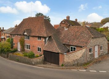Thumbnail 4 bed detached house for sale in Upper Street, Hollingbourne, Maidstone