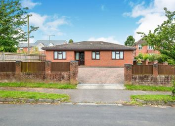 Thumbnail 3 bed detached bungalow for sale in Ford Avenue, Chandlers Ford, Eastleigh