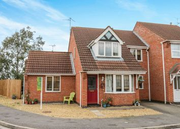 Thumbnail 4 bed semi-detached house for sale in Foxley Court, Bourne