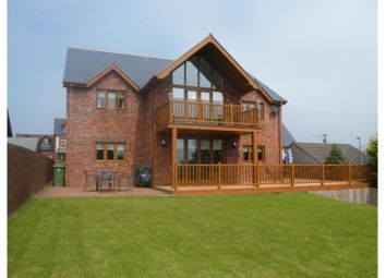 Thumbnail 4 bed detached house for sale in Clos Lon Fawr, Ebbw Vale