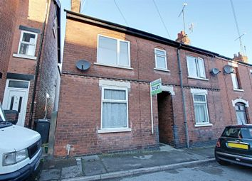 Thumbnail 2 bed end terrace house to rent in Hope Street, Brampton, Chesterfield, Derbyshire