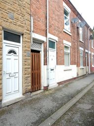 Thumbnail 2 bedroom terraced house for sale in Shaw Street, Worksop
