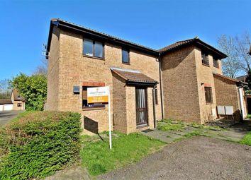 Thumbnail 2 bed semi-detached house to rent in Brayton Court, Shenley Lodge, Milton Keynes