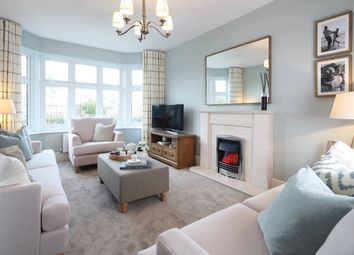 Thumbnail 4 bed detached house for sale in Lightfoot Lane, Preston