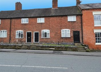 Thumbnail 2 bedroom terraced house to rent in Worcester Road, Bromsgrove