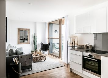 Thumbnail 1 bed flat for sale in St Mark's Square, Bromley