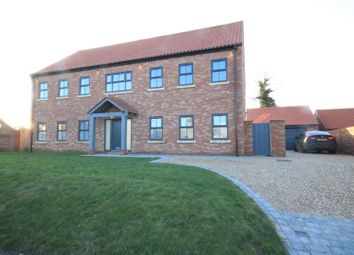 Thumbnail 6 bed detached house for sale in Great North Road, Ranskill, Retford