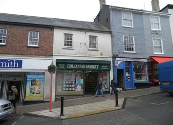 Thumbnail Warehouse for sale in 40 Fore Street, Kingsbridge, Devon