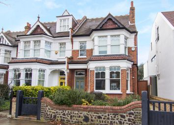 Thumbnail 5 bed semi-detached house for sale in Park Road, London