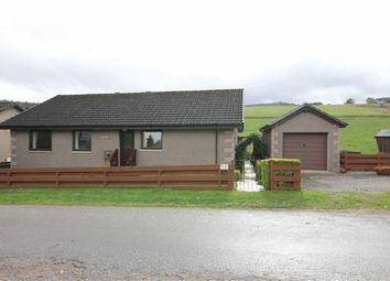 Thumbnail 3 bed detached bungalow for sale in Aberlour