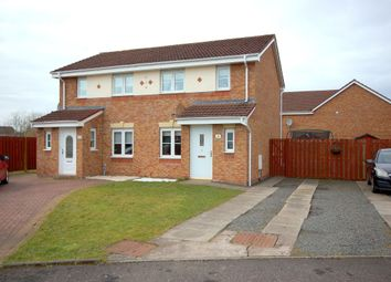 "Thumbnail 2 bed semi-detached house for sale in Connell Grove, ""Oaklands"", Wishaw"