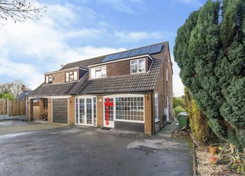 Thumbnail 3 bed semi-detached house for sale in Marples Avenue, Mansfield Woodhouse, Mansfield
