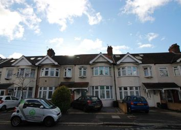 Thumbnail 3 bed terraced house to rent in Amery Gardens, Gidea Park, Romford