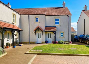 Thumbnail 2 bed end terrace house for sale in Kintyre Park, Doonfoot, Ayr