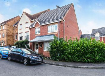 Thumbnail 3 bedroom detached house for sale in Thistley Close, Braunstone, Leicester