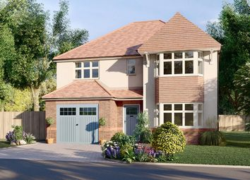 Thumbnail 4 bed detached house for sale in Hockley Gardens, Wingerworth, Chesterfield