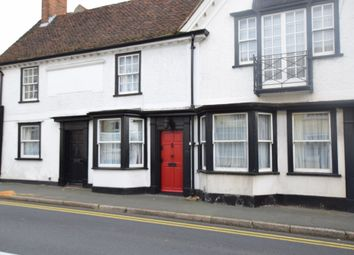 Thumbnail 1 bed cottage for sale in Head Street, Halstead