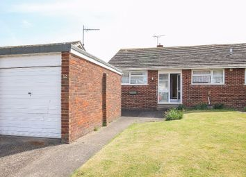 Thumbnail 2 bed semi-detached bungalow for sale in Cudham Gardens, Margate
