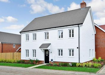 4 bed detached house for sale in Windmill Crescent, Catkin Gardens, Headcorn, Kent TN27