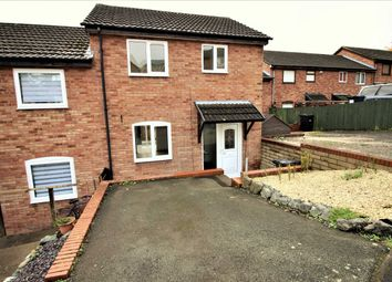Thumbnail 2 bed semi-detached house for sale in Kerrison Drive, Welshpool, Powys