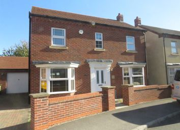 Thumbnail 3 bed detached house for sale in Stocking Way, Lincoln