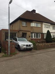 Thumbnail 3 bed semi-detached house for sale in The Avenue, Biggleswade