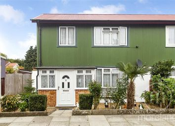 Thumbnail 3 bed semi-detached house for sale in Wallcote Avenue, London