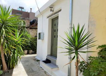 Thumbnail 1 bed terraced house for sale in Neapolis, Agios Nikolaos, Lasithi, Crete, Greece