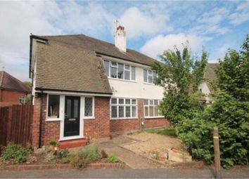 2 bed maisonette for sale in Barnes End, New Malden, Surrey KT3