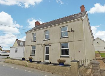 Thumbnail 3 bed detached house for sale in Blaenwaun, Whitland, Carmarthenshire