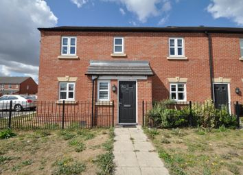 Thumbnail 3 bedroom semi-detached house to rent in Horninglow Road, Burton-On-Trent