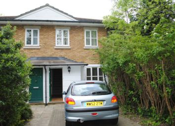 Thumbnail 2 bed terraced house for sale in Royal Close, Stamford Hill