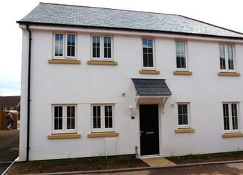 Thumbnail Flat to rent in Webbers Way, Tiverton
