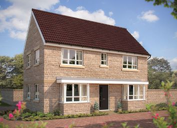 "Thumbnail 3 bed semi-detached house for sale in ""The Sapperton"" at Gotherington Lane, Bishops Cleeve, Cheltenham"